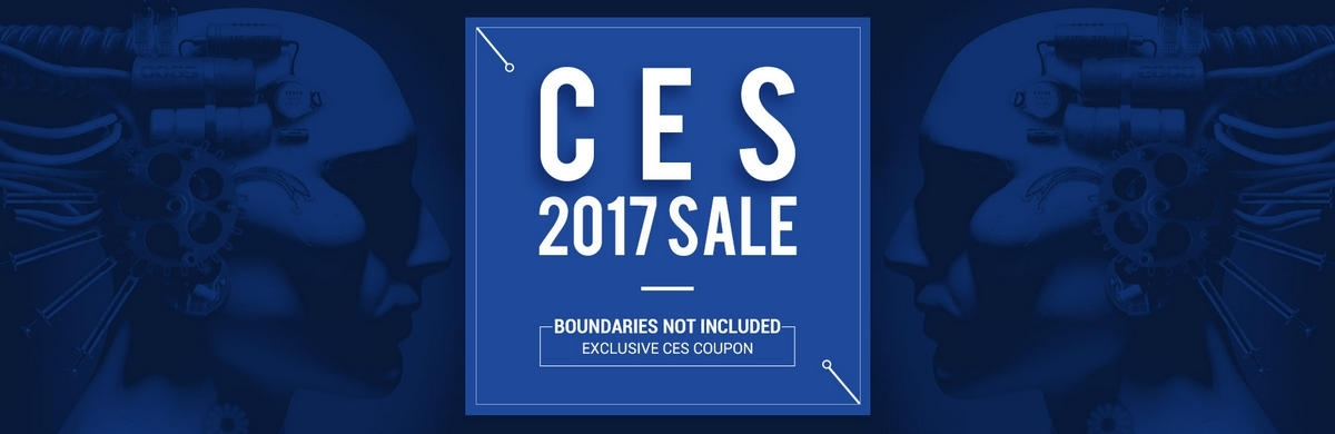 CES 2017 time for coupons