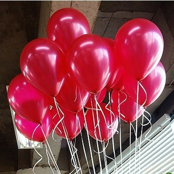 100PCS Multicolor Balloon Birthday Christmas Wedding Party Decoration
