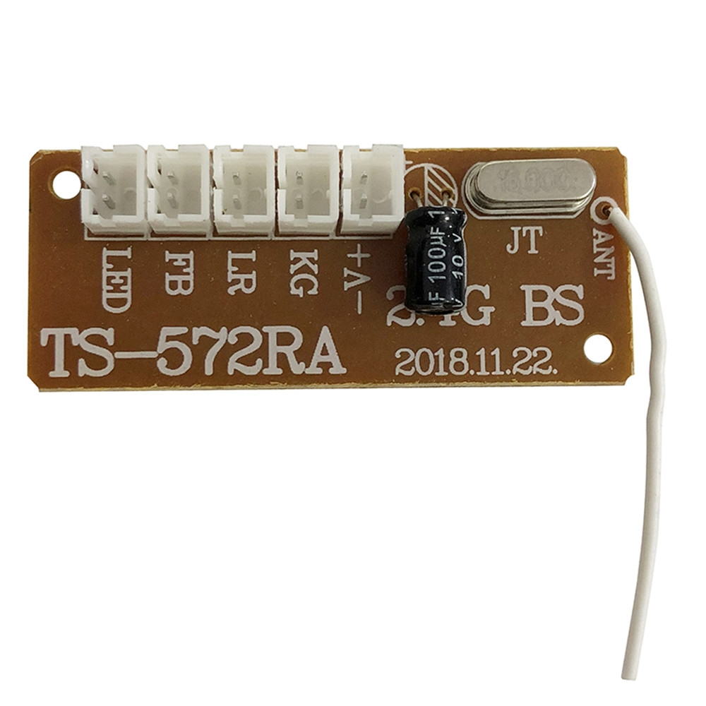 MN-90 1/12 Rc Car Spare Parts Receiver Circuit Board